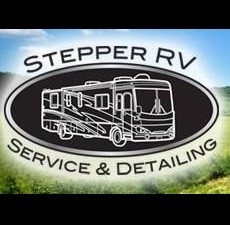 Stepper RV Services Logo